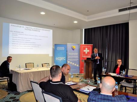 Metodologija i tehnike usklađivanja zakonodavstava s međunarodnim i standardima EU