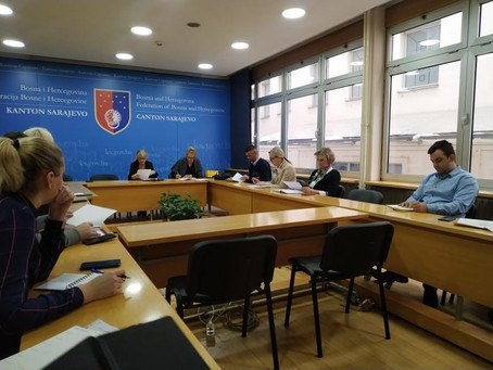X sastanak Tima za implementaciju Akcionog plana za prevenciju maloljetničkog prijestupništva...