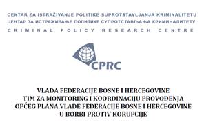 Deveti sastanak Tima za monitoring i koordinaciju provođenja Općeg plana Vlade FBiH