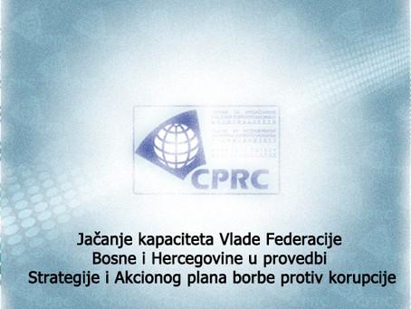 Federalna vlada prihvatila je danas Izvještaj o rezultatima primjene akcijskog plana