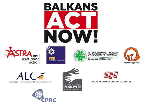 CPRC potpisnik Balkanske deklaracije o trgovini ljudima i eksploataciji ljudskih bića