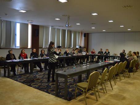 Obuka o primjeni individualnog plana podrške u školama u Kantonu Sarajevo