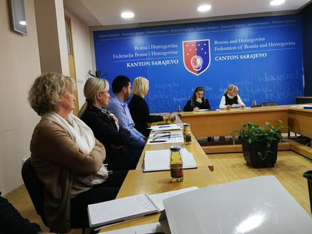 VIII sastanak Tima za implementaciju Akcionog plana