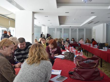 Jačanje referalnih mehanizama u zajednici u svrhu izrade i primjene IPB djece - Općina Stari Grad