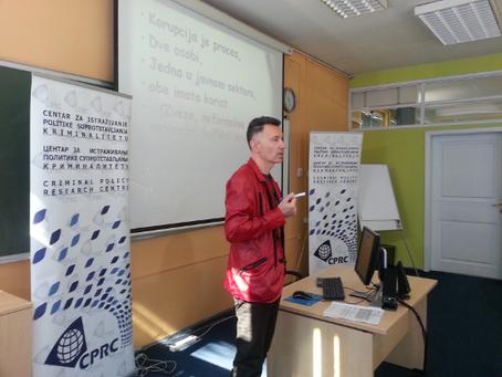 "Održan seminar ""Organizacijska kultura, profesionalizam i integritet javne službe"""
