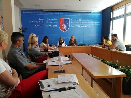 VII sastanak Tima za implementaciju Akcionog plana za prevenciju maloljetničkog prestupništva KS