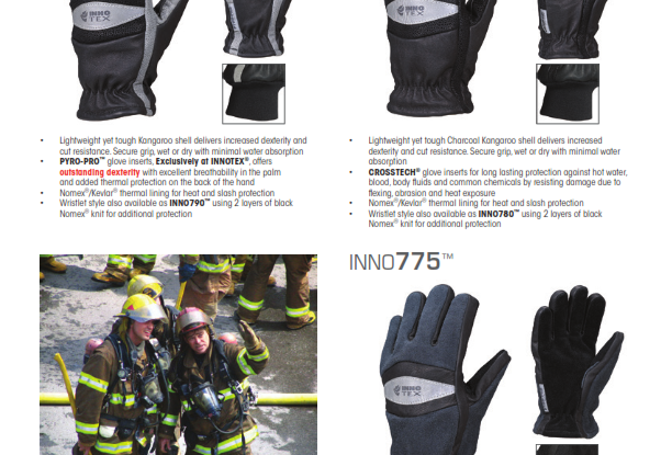INNOTEX Gloves Series