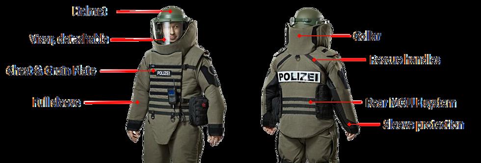 GARANT Search Suit LPS-475