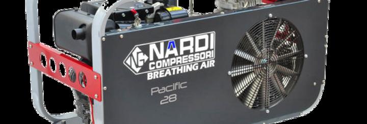 NARDI Pacific D High Pressure Breathing Air Compressor