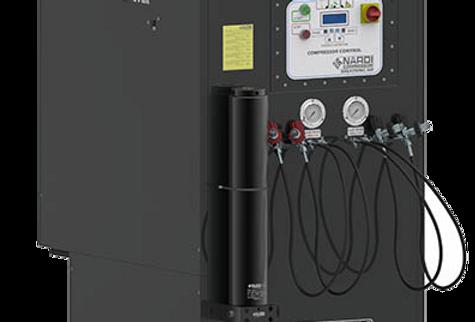 NARDI Pacific M High Pressure Breathing Air Compressor