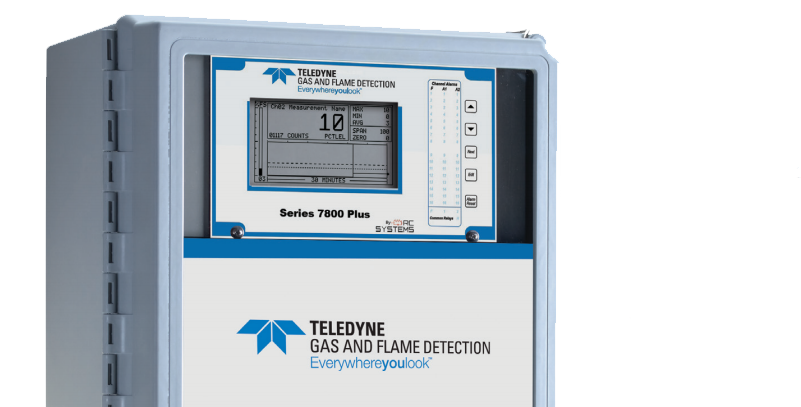 TELEDYNE Controller 7800