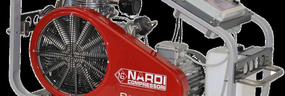 NARDI Pacific P High Pressure Breathing Air Compressor