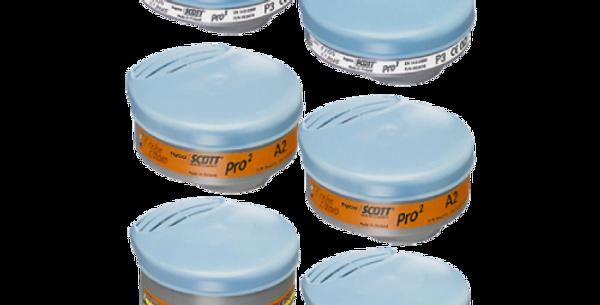 SCOTT Pro2 Filters
