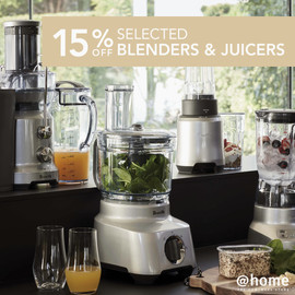 15%off Blenders & Juicers - Newsfeed and