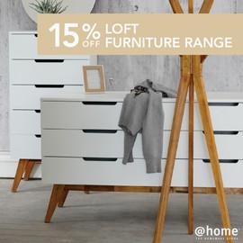 15%off Loft Range - Newsfeed and Faceboo