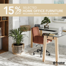 15% off Home Office - Newsfeed and Faceb