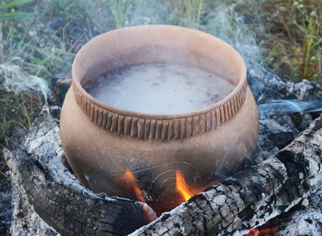 Ashela: A Choctaw Dish for the Woods or the Kitchen