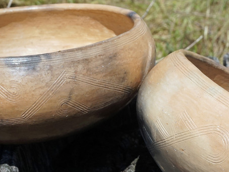 Turning Dry Bones into Choctaw Bowls