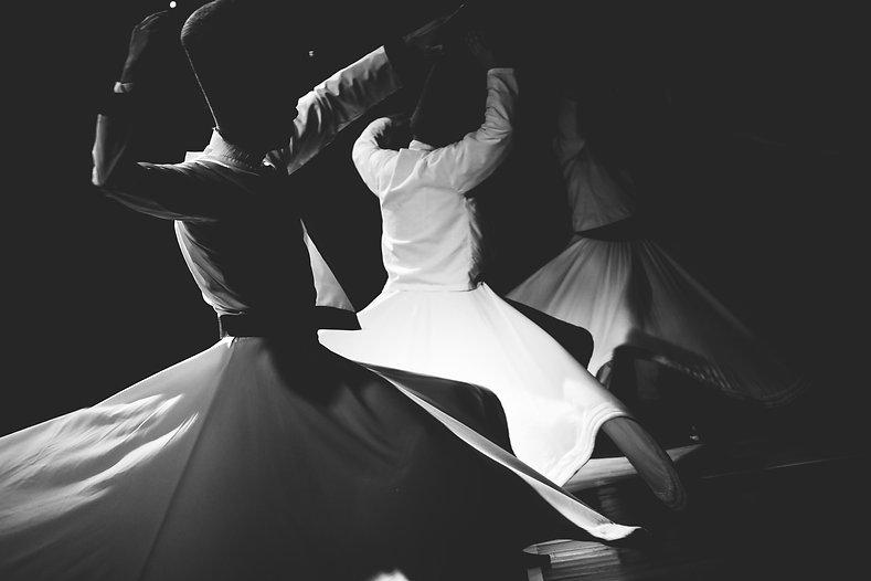 رقص صوفي تركيا