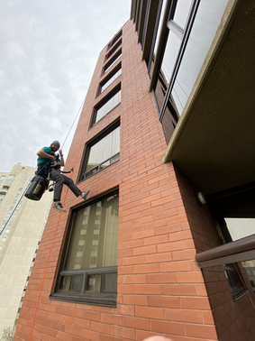 High-Rise Window Cleaning Edmonton