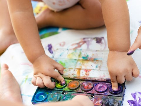 child-paint-with-watercolors-education-c