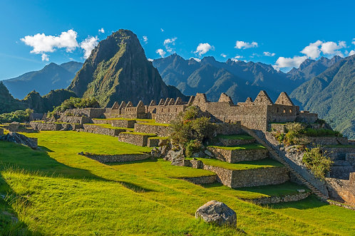 Week 5: A Trip to the Andes: Land of the Incas