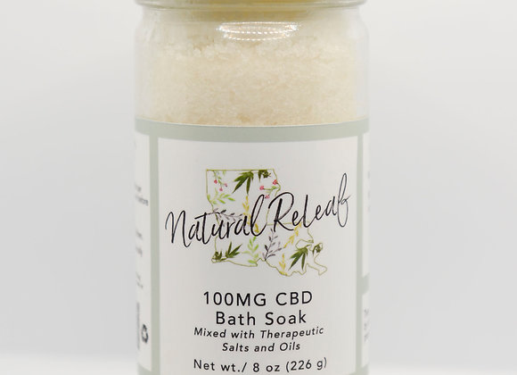 Bath Soak 100 mg CBD