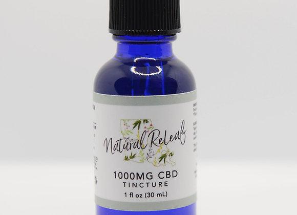 1000 mg CBD Tincture