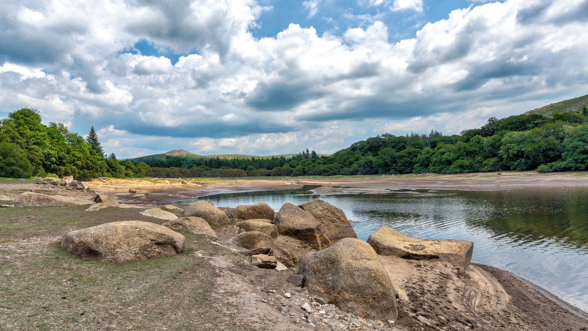 Burrator Reservoir Summer 2018