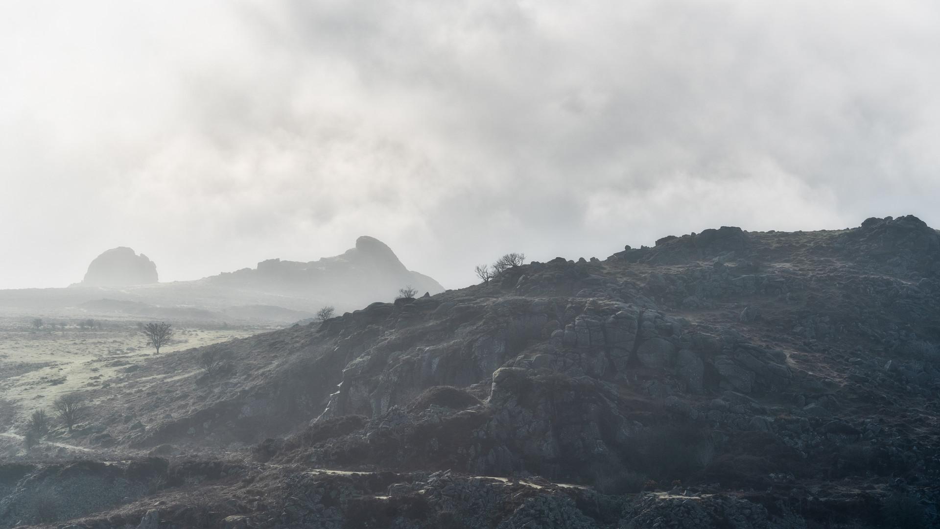 Haytor Fog