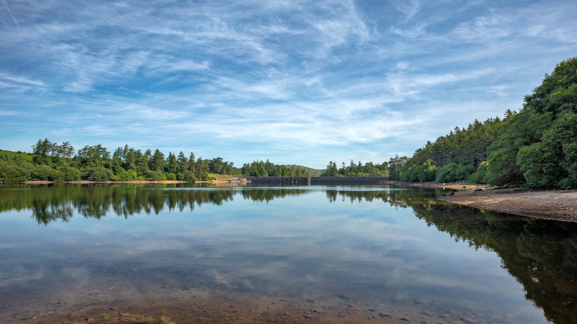 Venford Reservoir 2018