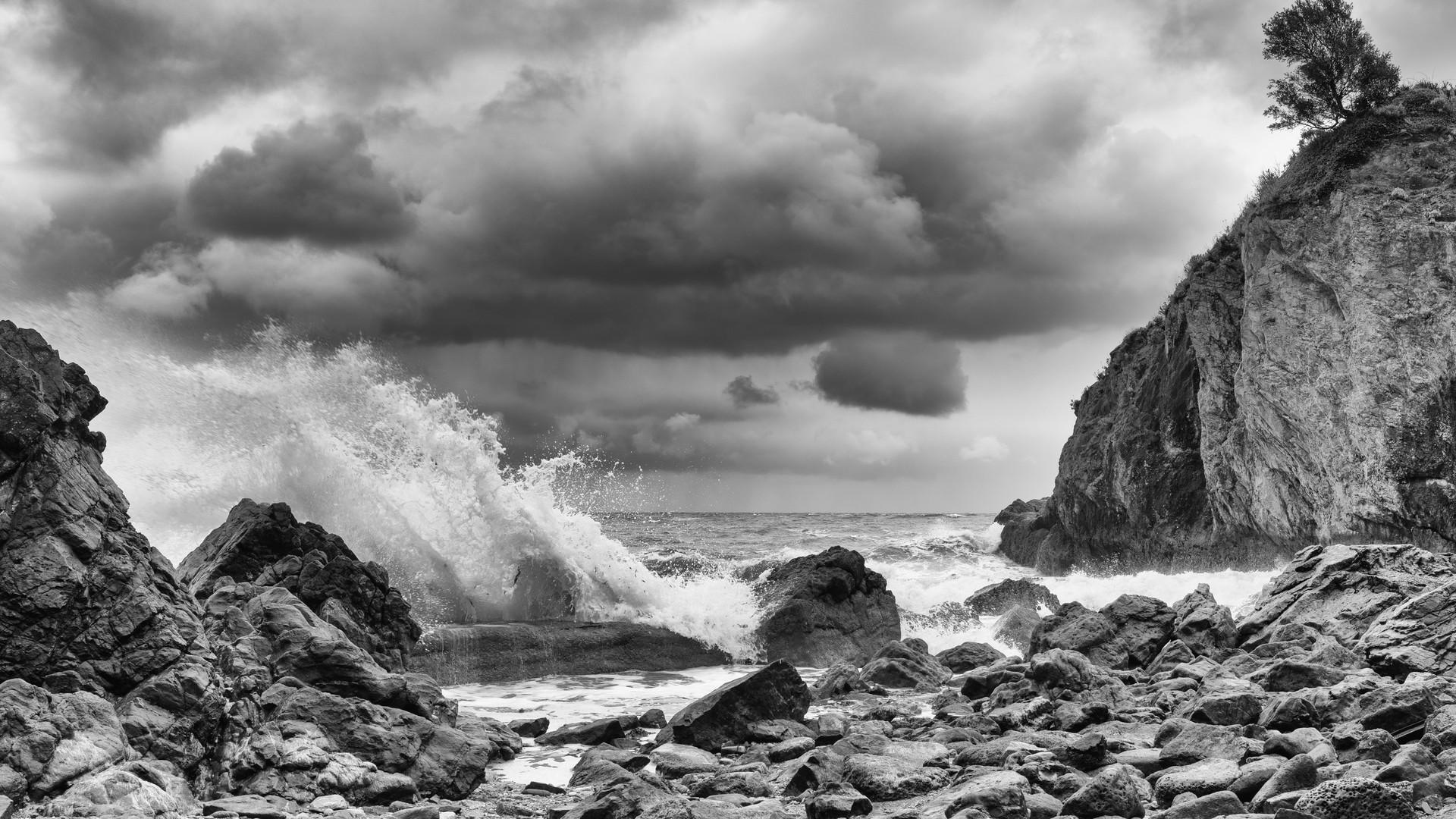 Babbacombe Beach - Devon
