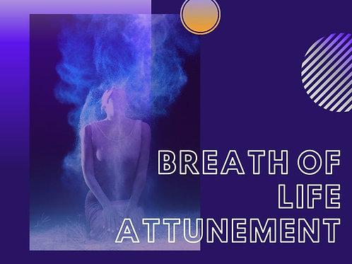 Breath of Life (Self Attunement)