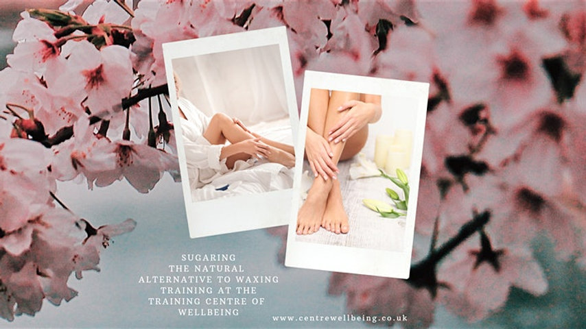 Sugaring Practitioner (The natural alternative to waxing) £200