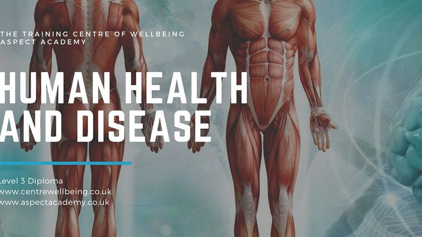 Human Health and Disease £499 Online