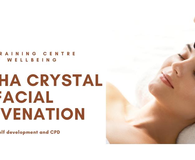 Gua Sha Crystal Facial Rejuvenation