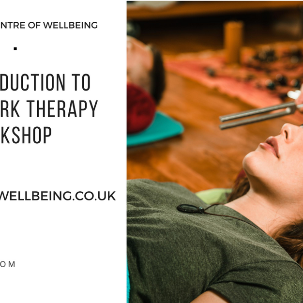 An introduction to Tuning Fork Therapy