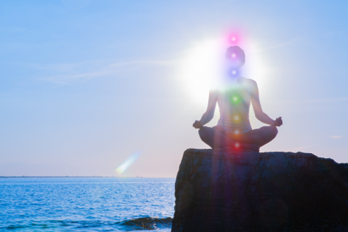 Chakras, Crystals and Essential Oils