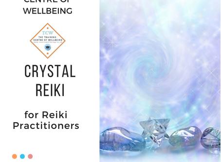 Crystal Reiki for Reiki Practitioners - £189