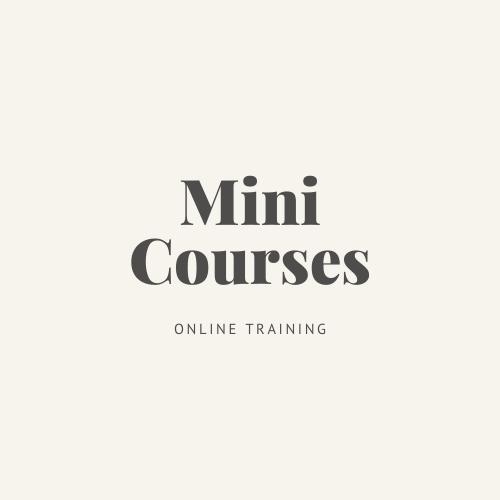 Bite size Online Courses