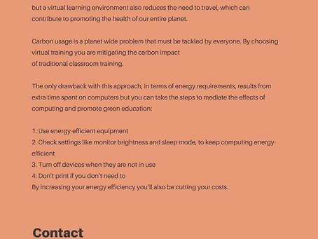 Virtual Classroom Platform