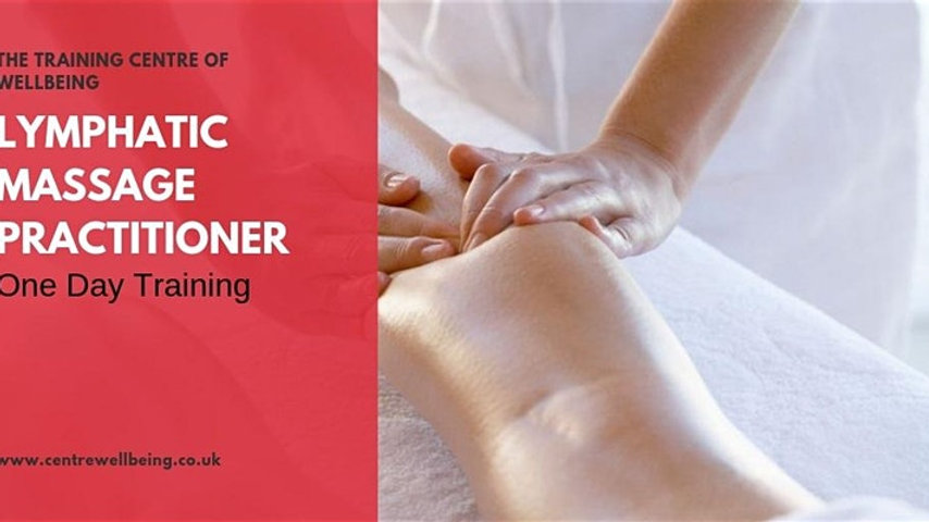 Lymphatic Massage Practitioner £125