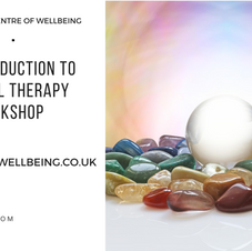 An introduction to Crystal Therapy