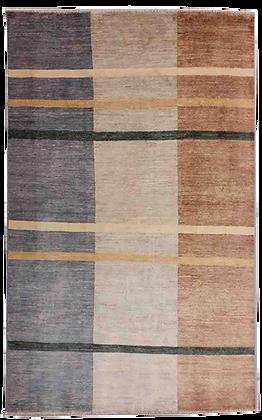 Gabbeh Asia - Tappeto Orientale Annodato a Mano - 259 x 186 cm
