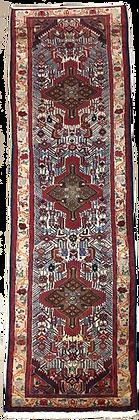 OCCASIONI – Tappeto Orientale Annodato a Mano Hamadan- 295x77