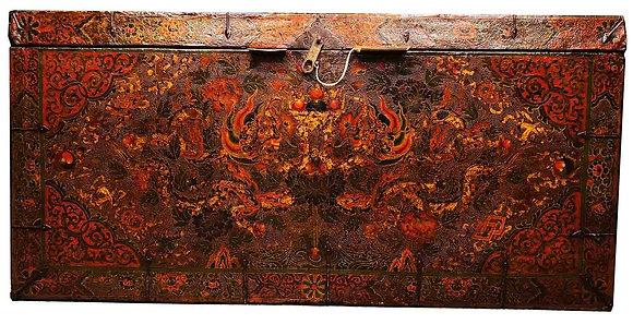 Il Gam dei due dragoni - Tibet