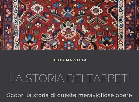 La Storia dei Tappeti