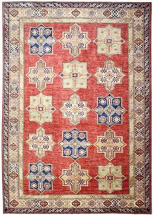 Tappeto Kazak - 241 × 178 cm