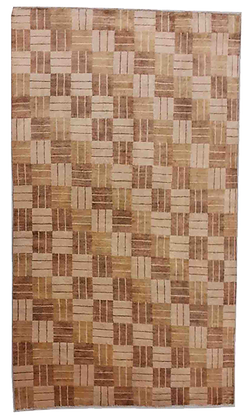 Gabbeh Asia - Tappeto Orientale Annodato a Mano - 251 x 169 cm