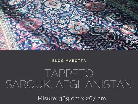 TAPPETO SAROUK, AFGHANISTAN